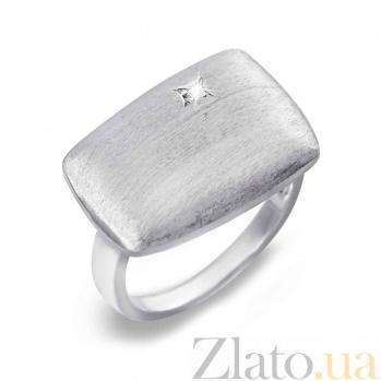 Серебряное кольцо  AQA-SK-SE005-R