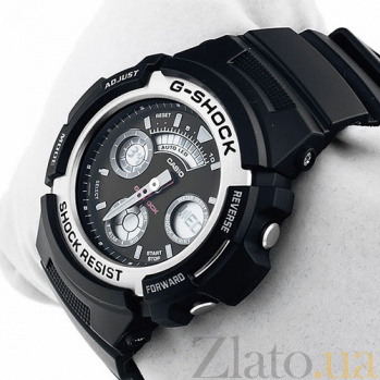 Часы наручные Casio G-shock AW-590-1AER 000082995