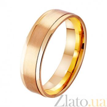 Золотое обручальное кольцо Лучшая пора TRF--411840