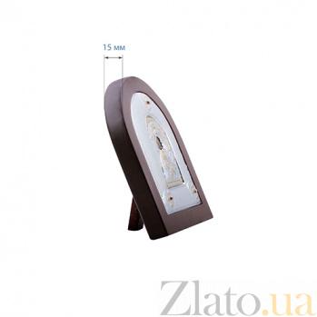 Икона серебяная с позолотой Божья Матерь Владимирская AQA--MA/E2110DX