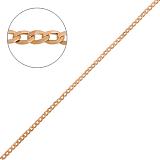 Золотая цепь Гурмет 1,25 мм