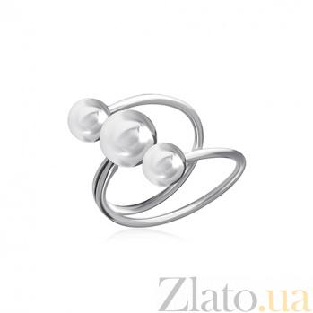 Серебряное кольцо Галактика 000028023