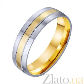 Золотое обручальное кольцо Безграничная любовь TRF--4511756
