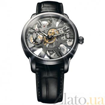 Часы Maurice Lacroix коллекции Squelette new MLX--MP7138-SS001-030