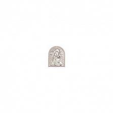 Владимирская серебряная икона Божьей Матери