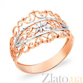 Кольцо из золота Кружевная вязь SUF--153470