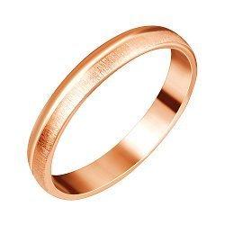 Серебряное кольцо с позолотой 000045410