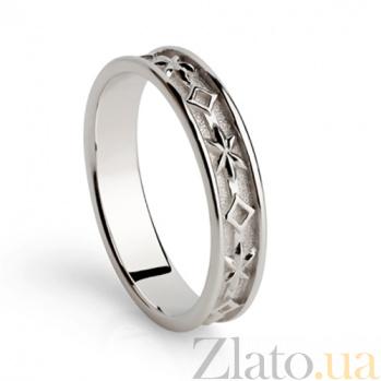 Кольцо из белого золота Сладкая вечность SG--1500000б