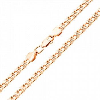 Цепочка из красного золота 000106167