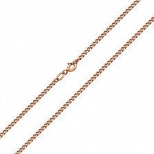 Серебряная позолоченая цепочка Оратория, 2 мм
