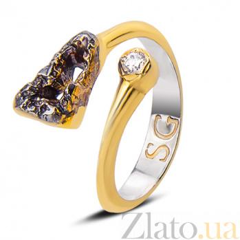 Серебряное кольцо Октавия Ант 004 зч