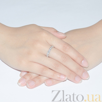 Золотое кольцо с бриллиантами Andalucia R0796