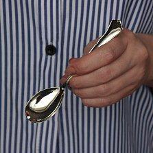 Серебряная ложка для варенья Чип