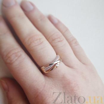 Кольцо из красного золота Илзе SUF--140529