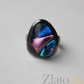 Серебряное кольцо с имитацией опала Вечное искусство 000007033