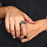 Серебряное кольцо Секреты любви
