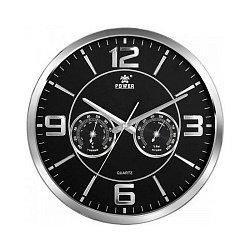 Часы настенные Power 0913BLKS