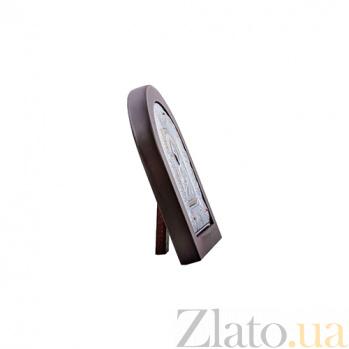 Серебряная икона Божьей Матери Семистрельная с позолотой AQA--MA/E3114DX
