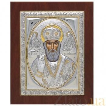 Икона Святителя Николая Чудотворца SXGП Никол