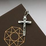 Крестик из серебра Всевышний