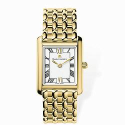 Часы Maurice Lacroix в позолоте из коллекции Les Classiques