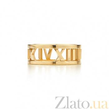 Кольцо из желтого золота Atlas ажурное от производителя Zlato.ua в интернет магазине Zlato ✔ Честные цены ✔ Лучшее качество ✔ Обмен и возврат ✔ (044) 221-21-17 Звоните!