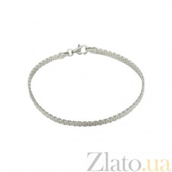 Браслет из серебра Лидер 3Б110-0070