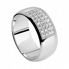 Кольцо из белого золота с бриллиантами Gorgeous