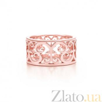 Кольцо из розового золота RUBEDO R-Tif(Rubedo)-R
