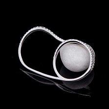 Золотое кольцо Дениза с бриллиантами