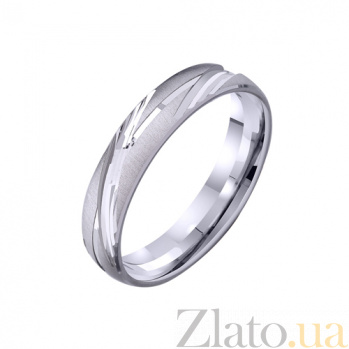 Золотое обручальное кольцо Sylvia TRF--421341