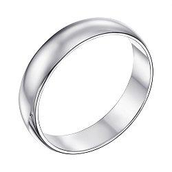 Обручальное кольцо из белого золота 000103667