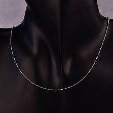 Серебряная цепочка Эвжени