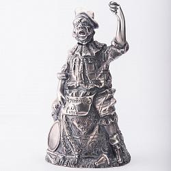 Серебряный колокольчик ручной работы На митинге 000062760