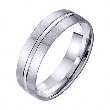 Золотое обручальное кольцо Аристократичность