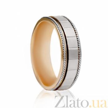 Золотое обручальное кольцо Узы Гименея SG--4411540