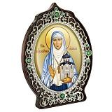 Икона латунная Великая княгиня Елисавета