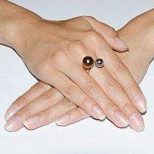 Кольцо золотое Гислэйн