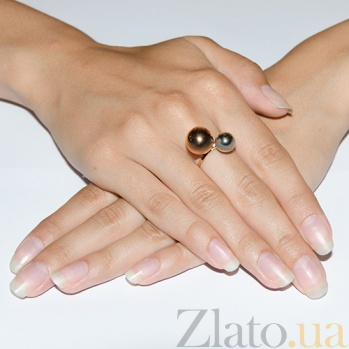 Кольцо золотое Гислэйн TNG--391090