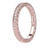 Обручальное кольцо из розового золота Загадки Галактики: Ожидание чуда