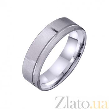 Золотое обручальное кольцо Эрин TRF--421332
