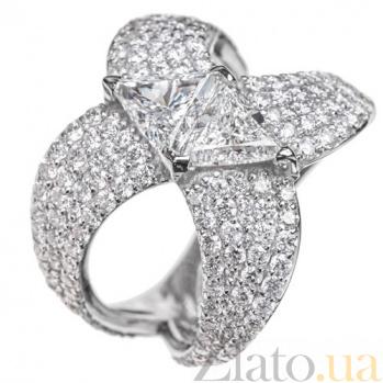 Кольцо с бриллиантами Angelia R 0642