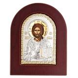 Позолоченная икона Иисус Христос