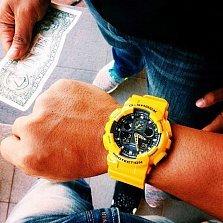 Часы наручные Casio G-shock GA-100A-9AER