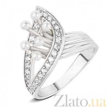 Серебряное кольцо Denise TNG--320897С