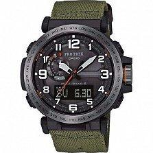 Часы наручные Casio Pro trek PRW-6600YB-3ER