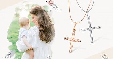 Какой крестик выбрать для крещения ребенка?