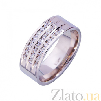 Золотое обручальное кольцо Женевьева TRF--4221284