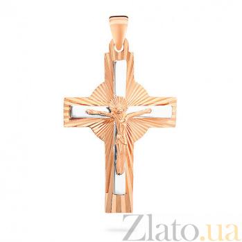 Золотой крестик Освобождение SUF--503832кб