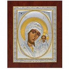 Казанская икона Божьей Матери, 14х11см